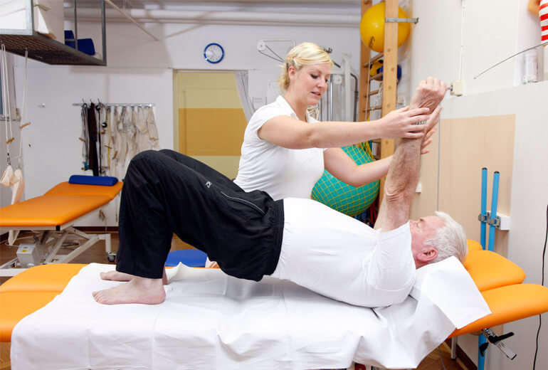 массажа для пожилых