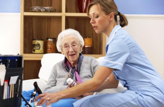 забота за пожилым