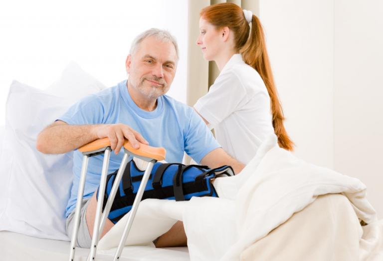 травмы у пожилых