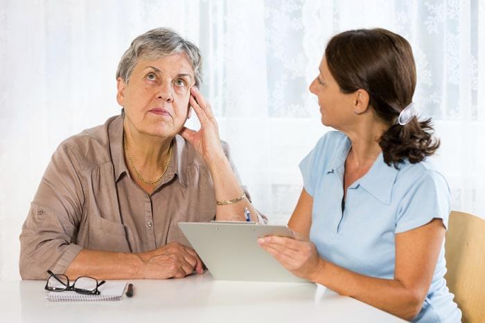 помощь пенсионерам с астеросклерозом